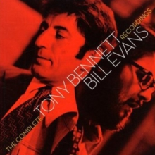 The Complete Tony Bennett and Bill Evans Recordings, CD / Album Cd