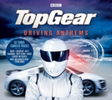 Top Gear Driving Anthems, CD / Box Set Cd