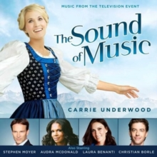 The Sound of Music, CD / Album Cd