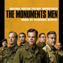 The Monuments Men, CD / Album Cd
