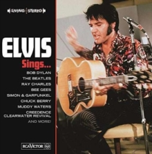 Elvis Sings..., CD / Album Cd