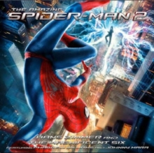 The Amazing Spider-Man 2, CD / Album Cd