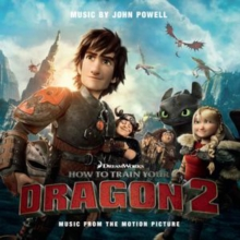 How to Train Your Dragon 2, CD / Album Cd