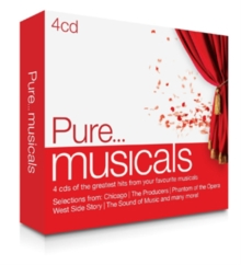 Pure... Musicals, CD / Album Cd