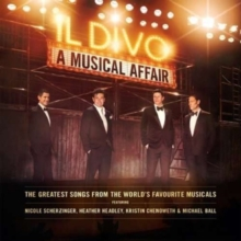 Il Divo: A Musical Affair, CD / Album Cd