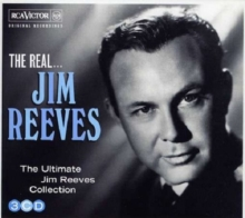The Real... Jim Reeves, CD / Album Cd