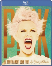 Pink: The Truth About Love Tour - Live from Melbourne, Blu-ray  BluRay