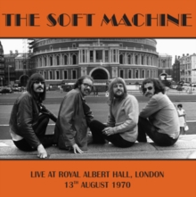 "Live at Royal Albert Hall, London, 13th August 1970, Vinyl / 12"" Album Vinyl"