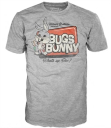 Funko T-Shirt - Bugs Bunny What's up Doc? (M), General merchandize Book
