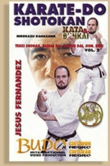 Karate-do: Shotokan Kata and Bunkai - Volume 2, DVD  DVD