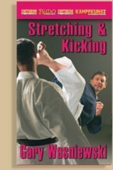 Karate Stretching and Kicking, DVD  DVD