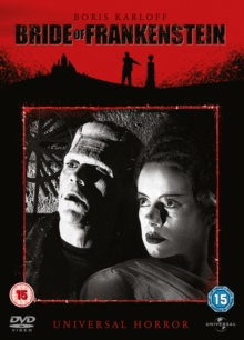 The Bride of Frankenstein, DVD DVD