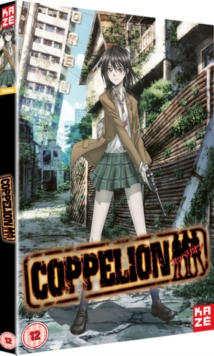 Coppelion: Complete Series Collection, DVD  DVD