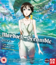 Mardock Scramble: The Second Combustion, Blu-ray  BluRay