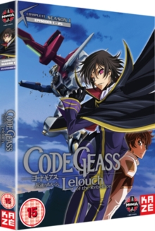 Code Geass: Lelouch of the Rebellion - Complete Season 1, DVD  DVD