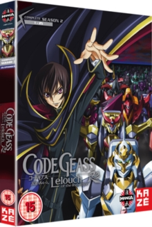 Code Geass: Lelouch of the Rebellion - Complete Season 2, DVD  DVD
