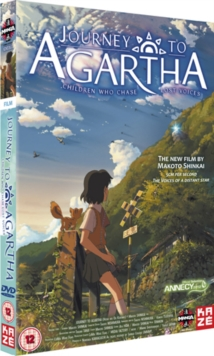 Journey to Agartha, DVD  DVD