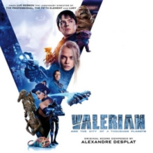 Valerian and the City of a Thousand Planets, CD / Album Cd