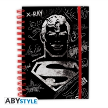SUPERMAN NOTEBOOK,  Book