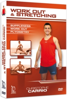 Work Out and Stretching With Christophe Carrio, DVD  DVD