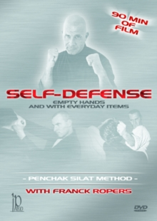 Self-defence: Empty Hands and With Everyday Objects, DVD  DVD