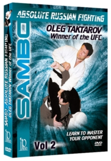 Sambo: Absolute Russian Fighting - Volume 2, DVD  DVD