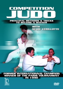 Competition Judo, DVD  DVD
