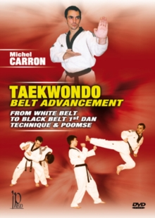 Taekwondo: Belt Advancement, DVD  DVD