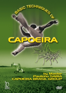 Basic Techniques of Capoiera, DVD  DVD