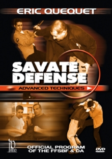 Savate: Defence - Advanced Techniques, DVD  DVD