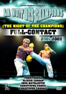 Full-Contact: The Night of the Champions - 2001-2002, DVD  DVD