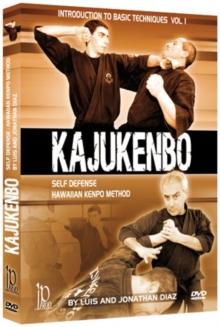 Kajukenbo: Introduction to the Basic Techniques, DVD  DVD