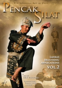 Pencak Silat: Lankas, Breathing & Applications - Volume 2, DVD  DVD
