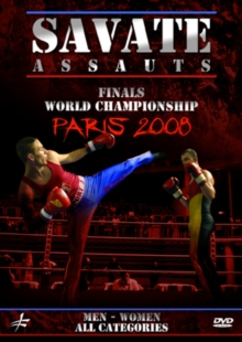 Savate Assauts: World Championship Finals - Paris 2008, DVD  DVD