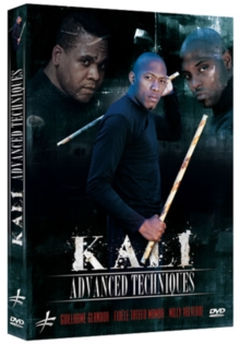 Kali: Advanced Techniques, DVD  DVD
