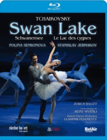 Swan Lake: Zurich Ballet (Fedoseyev), Blu-ray BluRay