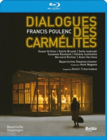 Dialogues of the Carmelites: Bavarian State Opera (Nagano), Blu-ray BluRay