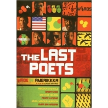 The Last Poets: Made in Amerikkka, DVD DVD