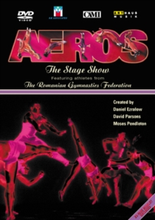 Aeros - The Stage Show, DVD  DVD