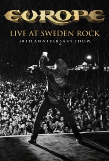 Europe: Live at Sweden Rock - 30th Anniversary Show, DVD  DVD