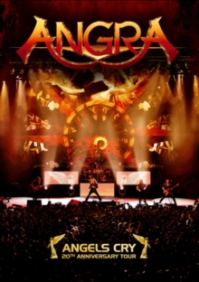 Angra: Angels Cry - 20th Anniversary Live, DVD  DVD