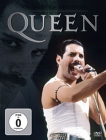 Queen: Freddie Mercury Tribute, DVD  DVD