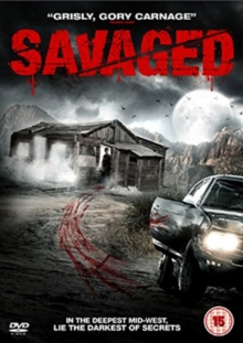 Savaged, DVD  DVD