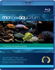 Marine Aquarium, Blu-ray  BluRay