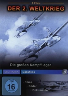 Germany at War: The Top Fighters, DVD  DVD