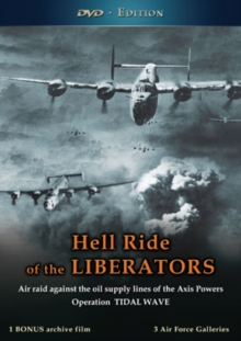 Hell Ride of the Liberators, DVD  DVD