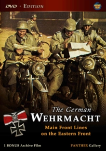 The German Wehrmacht: Main Front Lines On the Eastern Front, DVD DVD