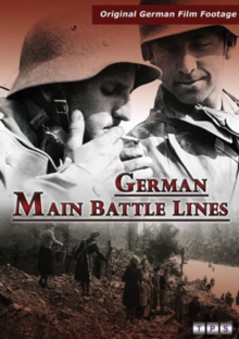 German Main Battle Lines, DVD  DVD