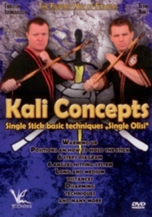 Kali Concepts: Single Stick, DVD  DVD