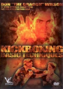 Kickboxing: Basic Techniques, DVD  DVD
